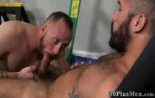 Studs butthole gets plowed
